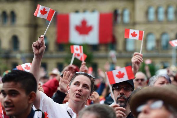 تور کانادا: مردم کبک و بریتیش کلمبیا خوش بین ترین شهروندان کانادا هستند