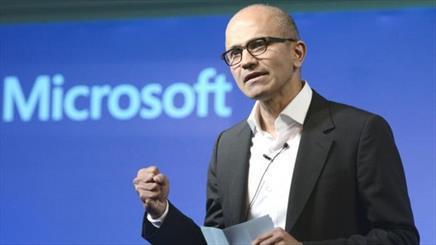 ارزش شرکت مایکروسافت برای اولین بار از 2 تریلیون دلار فراتر رفت