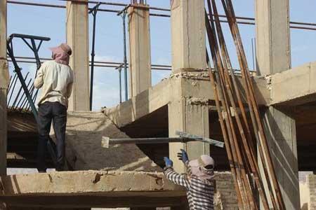 530 هزار مسکن ملی در کشور در حال ساخت است