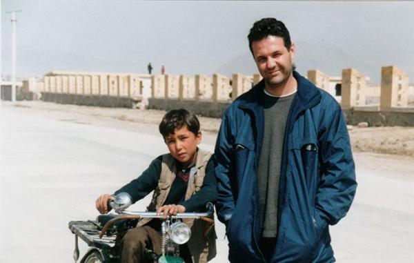 خالد حسینی؛ راوی قصه های رنج از دل افغانستان