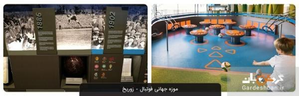 موزه جهانی فوتبال در زوریخ ، تصاویر