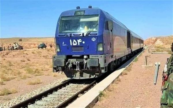 اطلاعیه راه آهن: مسئله ای برای تردد قطارهای مسافری و باری وجود ندارد