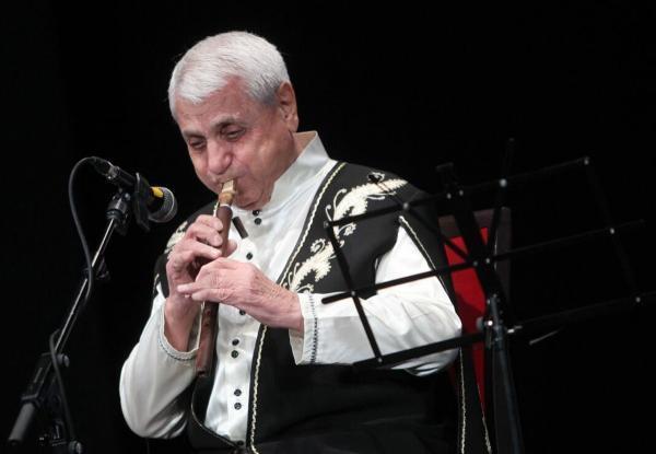 ژیوان گاسپاریان نوازنده سرشناس ارمنستان درگذشت