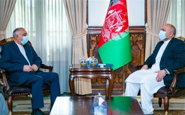 تاکید کابل و تهران بر اجماع منطقه ای برای موفقیت صلح افغانستان