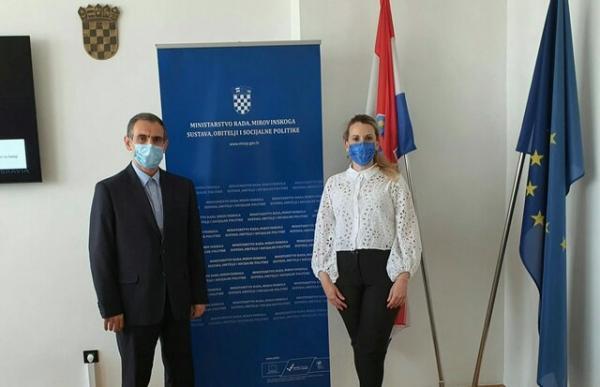 نیروی متخصص ایرانی آماده حضور در بخش های مالی کرواسی است