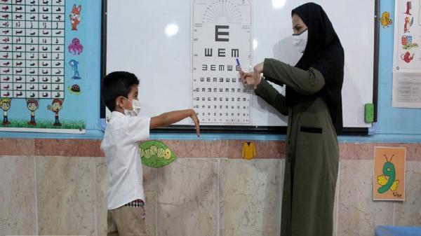 آغاز فعالیت طرح سنجش سلامت نوآموزان در شهرستان آبادان